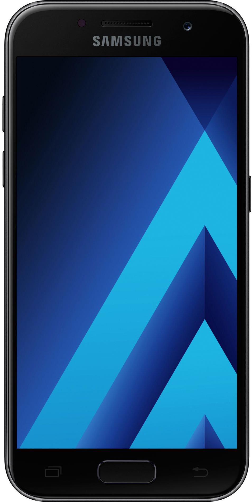 Samsung Galaxy A3 (2017) 16 Gb Black Deblocat Ca Nou