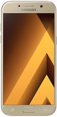 Samsung Galaxy A5 (2017) 32 GB Gold Deblocat Excelent imagine