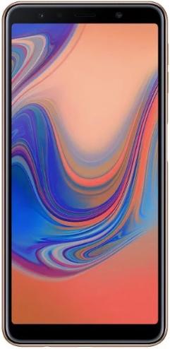 Samsung Galaxy A7 (2018) 64 GB Gold Deblocat Excelent imagine