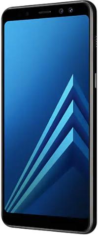 Samsung Galaxy A8 (2018) 32 GB Black Deblocat Excelent imagine