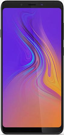 Samsung Galaxy A9 (2018) Dual Sim 128 GB Black Deblocat Ca Nou