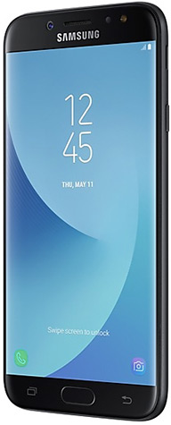 Samsung Galaxy J7 (2017) 16 GB Black Deblocat Bun imagine