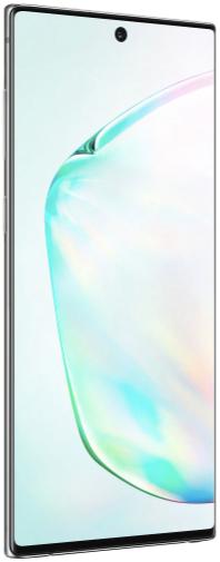 Samsung Galaxy Note 10 Plus 5G 256 GB Aura Glow Deblocat Bun imagine