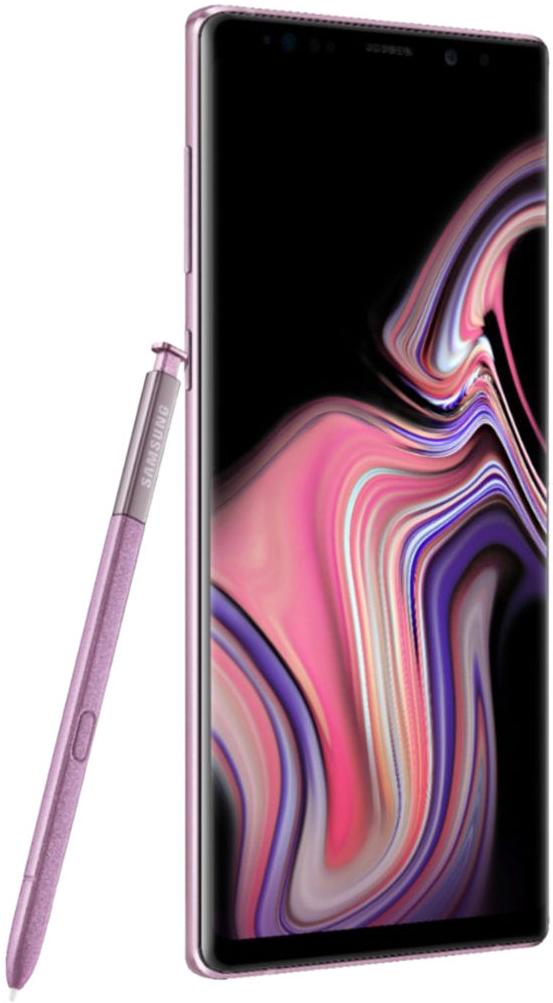 Samsung Galaxy Note 9 128 Gb Lavender Purple Deblocat Foarte Bun