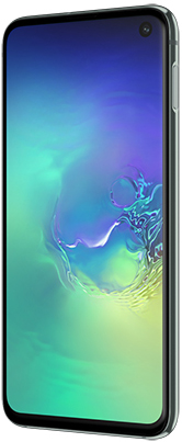 Samsung Galaxy S10 e Dual Sim 128 GB Prism Green Deblocat Bun imagine