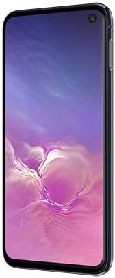 Samsung Galaxy S10 e 128 GB Prism Black Deblocat Foarte Bun imagine
