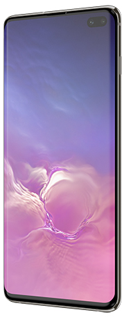 Samsung Galaxy S10 Plus Dual Sim 128 GB Prism Black Deblocat Bun imagine