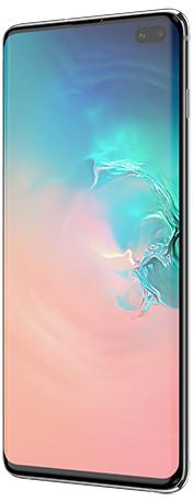 Samsung Galaxy S10 Plus 128 GB Prism White Deblocat Ca Nou imagine