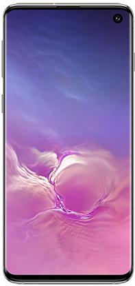 Samsung Galaxy S10 128 GB Prism Black Deblocat Foarte Bun imagine