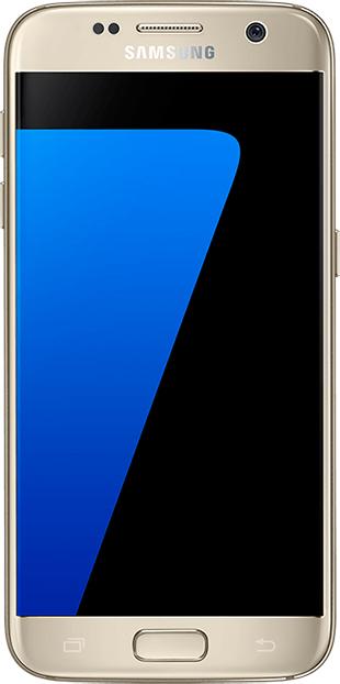 Samsung Galaxy S7 32 GB Gold Platinum Deblocat Ca Nou