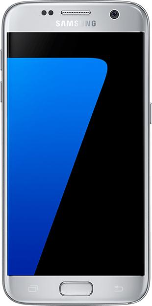 Samsung Galaxy S7 32 GB Silver Titanium Deblocat Ca Nou