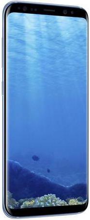Samsung Galaxy S8 Plus 64 GB Coral Blue Deblocat Ca Nou