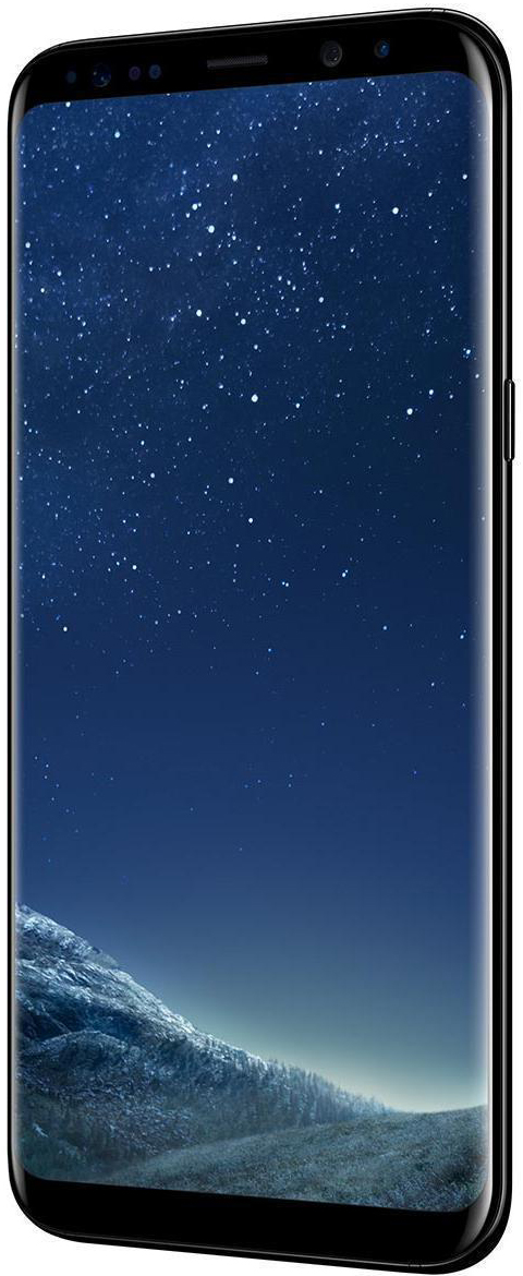Samsung Galaxy S8 64 Gb Midnight Black Deblocat Ca Nou
