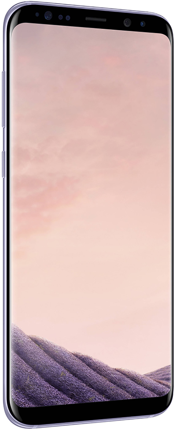 Samsung Galaxy S8 64 GB Orchid Gray Deblocat Ca Nou imagine