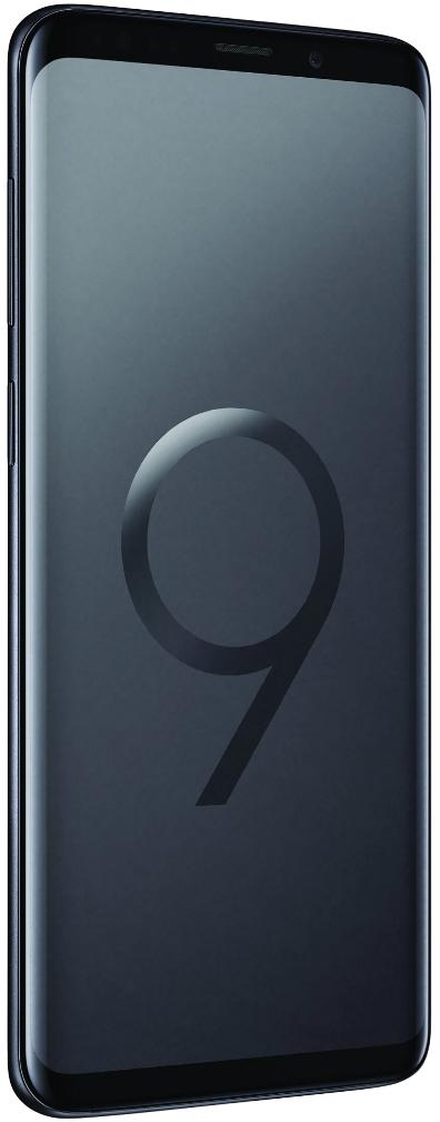 Samsung Galaxy S9 Plus Dual Sim 64 GB Black Deblocat Bun imagine
