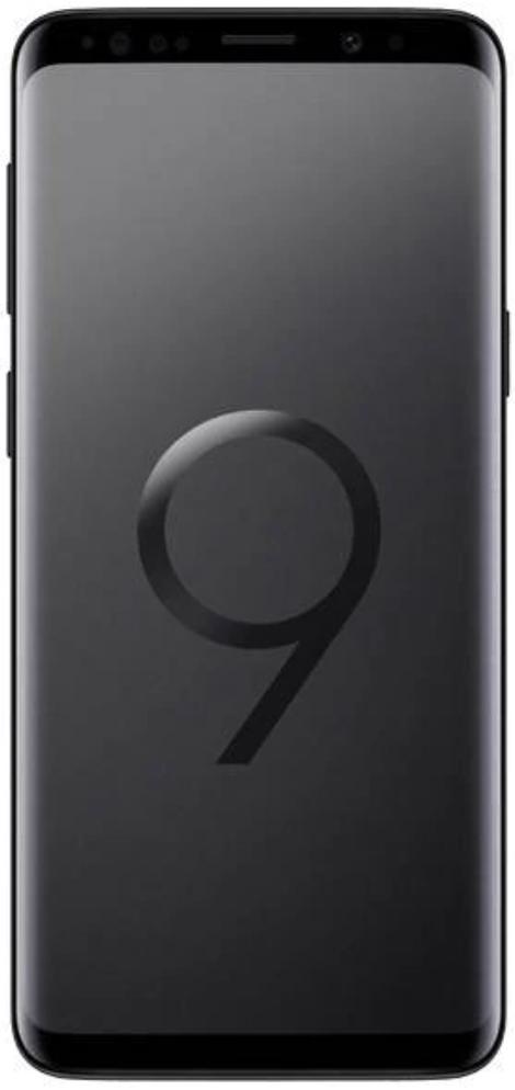 Samsung Galaxy S9 64 GB Black Orange Excelent