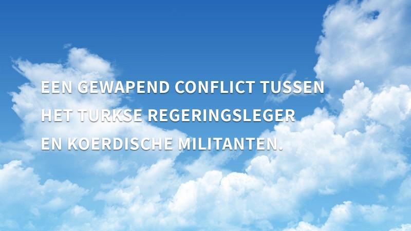 Koerdisch-Turks conflict