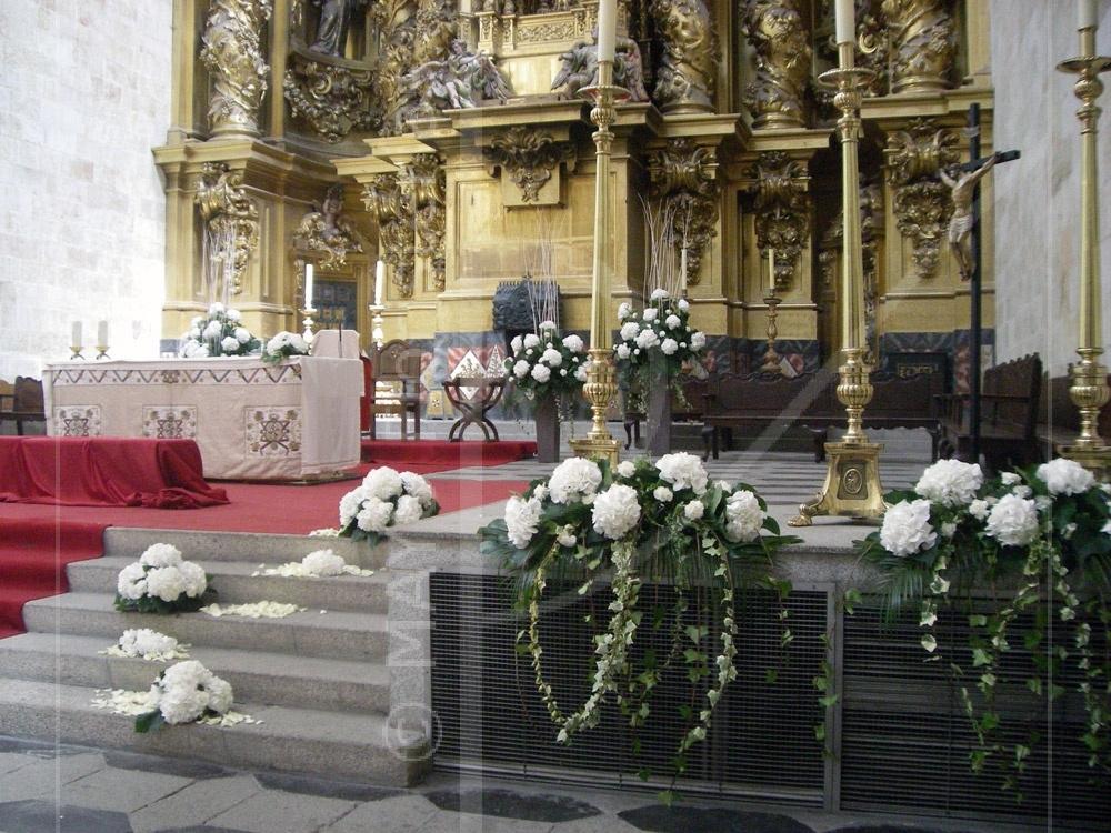 Decoración de bodas Dominicos Salamanca