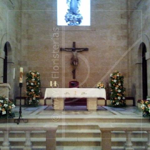 Iglesia Carmelitas Desacalzos Salamanca