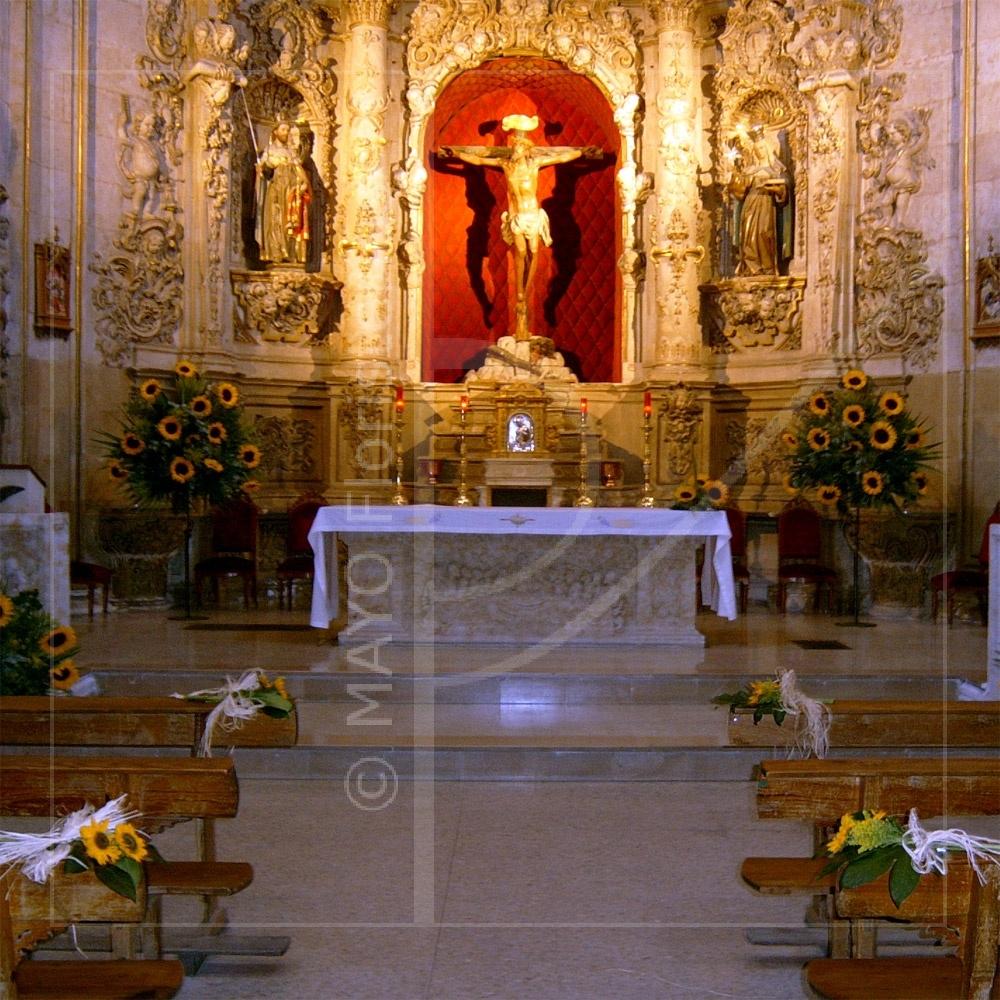 Iglesia de Los Capuchinos de Salamanca