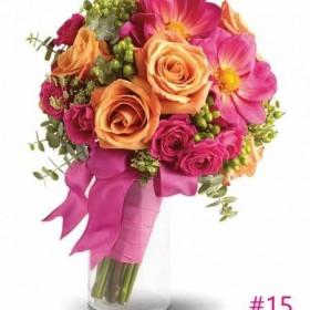 wedding Bouquet #15
