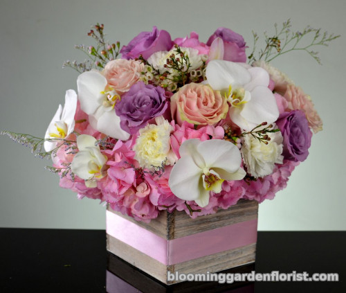 You Go Girl! New baby flowers - B45