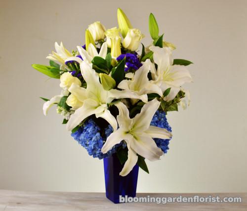 Beautiful In Blue V209