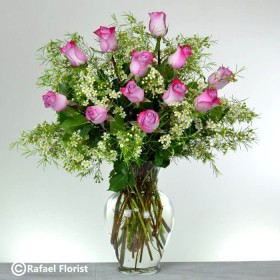 Lavender Love Roses - R8
