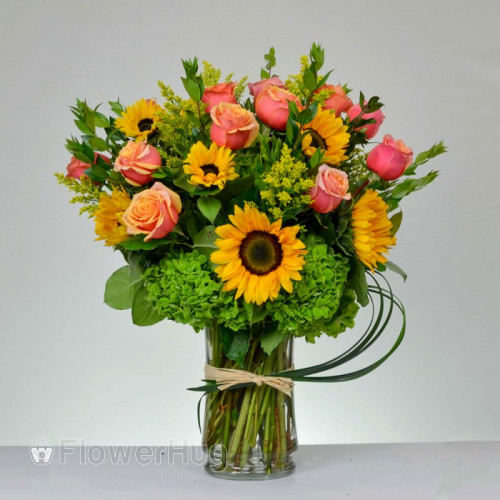 Yellow Sunshine - V236