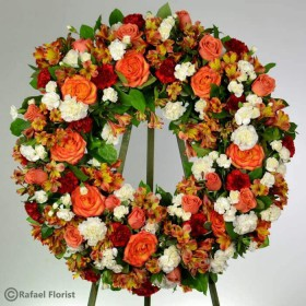 Sunset Wreath - SW15