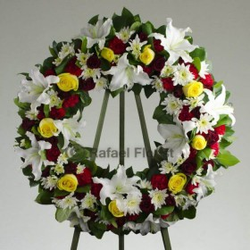 Sweet Remembrance Wreath - SW9