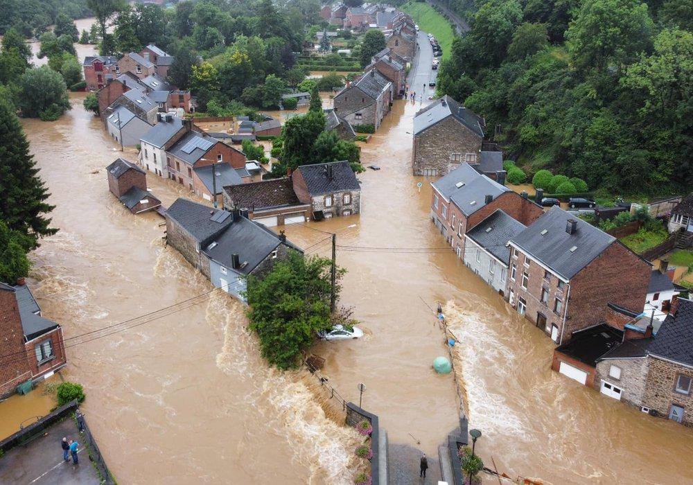 Overstroming 2021
