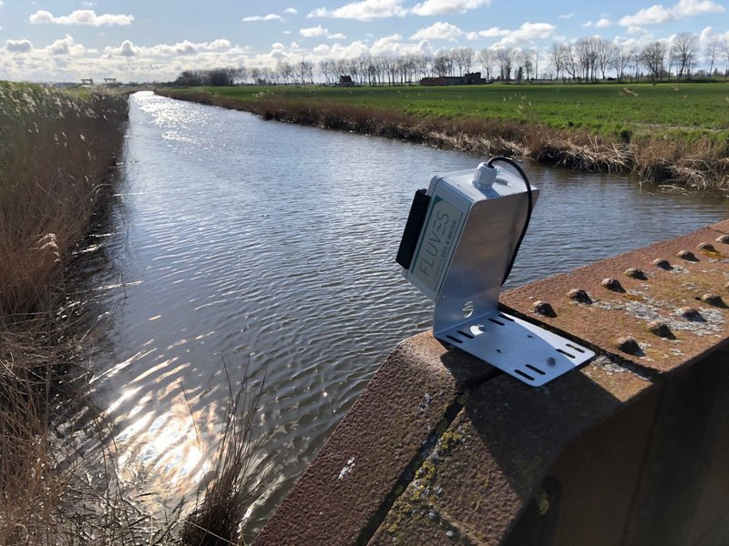 IoT water quality