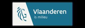 logo Vlaanderen is milieu
