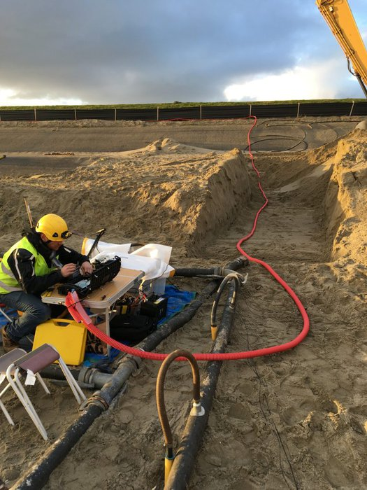 Pipeline integrity project