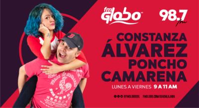 Constanza Álvarez Y Poncho Camarena