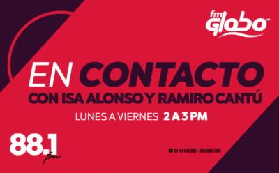 En contacto Isa Alonso y Ramiro Cantú