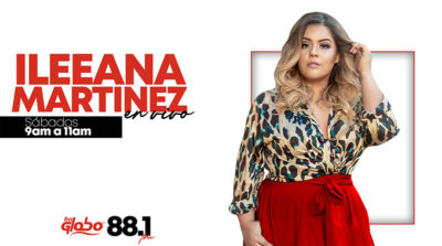 Ileeana Martínez en vivo