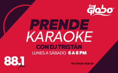 Prende Karaoke con Dj Tristan