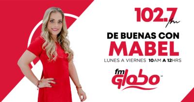DE BUENAS CON MABEL