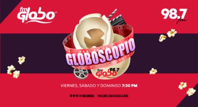 Globoscopio de FM Globo 98.7