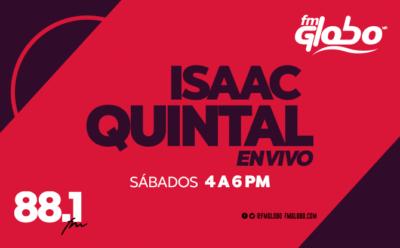 Isaac Quintal en vivo