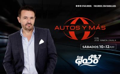 Autos y Más de FM Globo 98.7