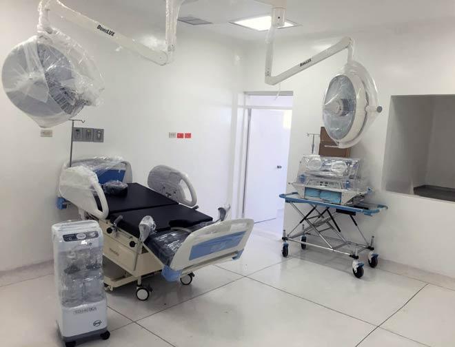 Fondo Adaptación dotó centro médico en Lorica, Córdoba
