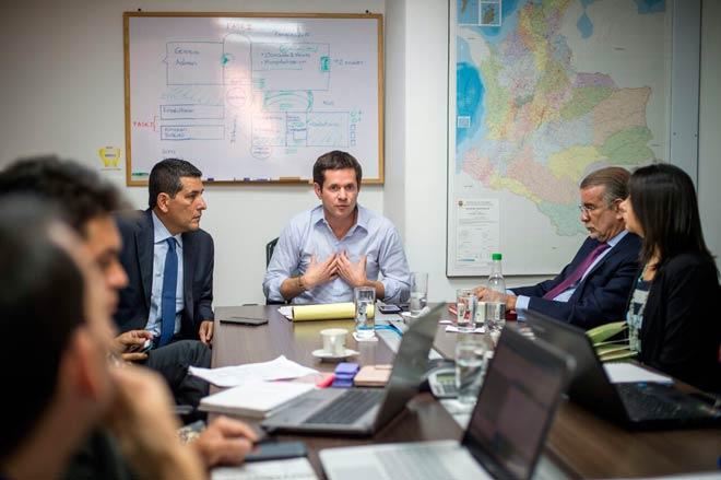 Fondo Adaptación garantiza $40.000 millones para colegios en Bolívar y Atlántico