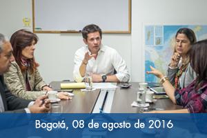 Fondo Adaptación prorroga convenio con departamento de Magdalena para ejecutar obras por más de $17.177 millones
