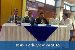 Fondo Adaptación entrega guía a agricultores de Nariño para saber dónde y qué cultivar