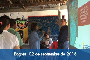 Fondo Adaptación hace llamado a comunidad de Higueretal para que permita realizar las obras de mitigación