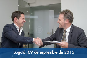Fondo Adaptación y  Holanda firman convenio de cooperación técnica