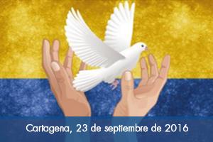 Colombia lista para la firma del Acuerdo de Paz el próximo lunes 26 de septiembre